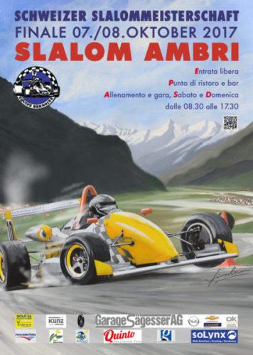 2017 Equipe Bernoise SLALOM AMBRI Switzerland