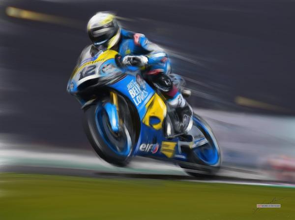 2018 Doha - Tom Lüthy --- Honda RC 213 V