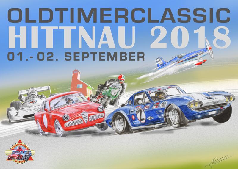 2018 Hittnau Oldtimer Classic Switzerland